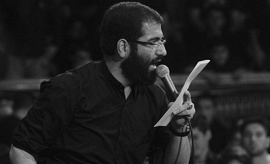 دانلود مداحی حاج حسین سیب سرخی شب عاشورا ۹۵